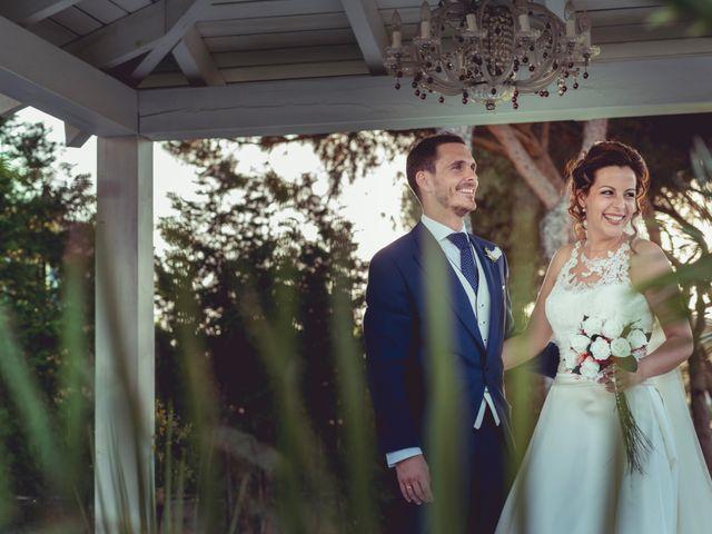 La boda de Leo y Raquel en Griñon, Madrid 2