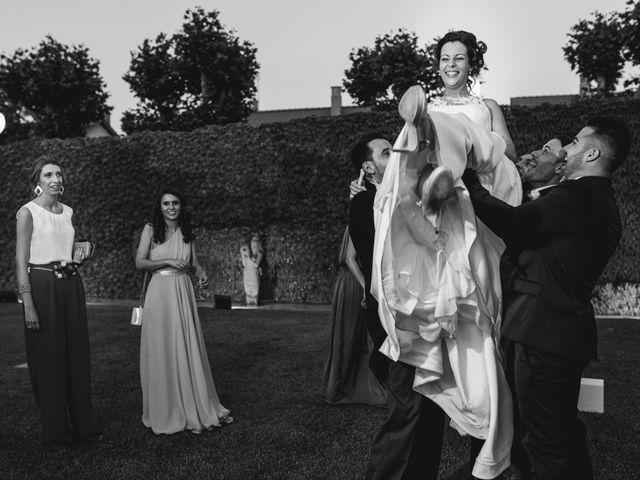 La boda de Leo y Raquel en Griñon, Madrid 31