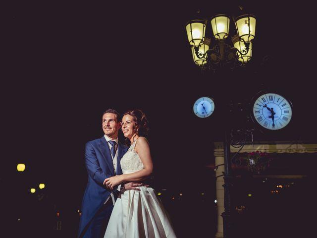 La boda de Leo y Raquel en Griñon, Madrid 33
