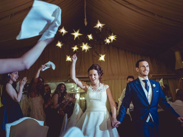 La boda de Leo y Raquel en Griñon, Madrid 34