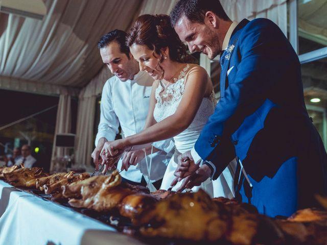 La boda de Leo y Raquel en Griñon, Madrid 35
