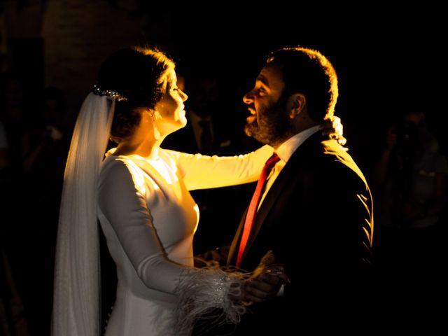 La boda de Carlos y Beatriz en Fuentes De Andalucia, Sevilla 10