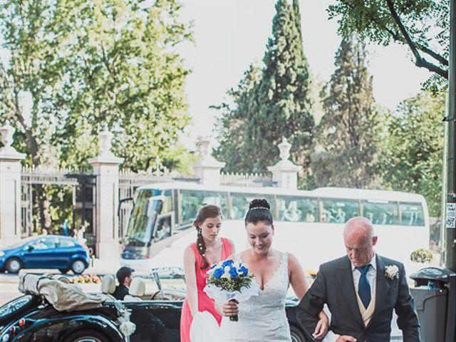 La boda de Diego y Noelia en Arganda Del Rey, Madrid 48