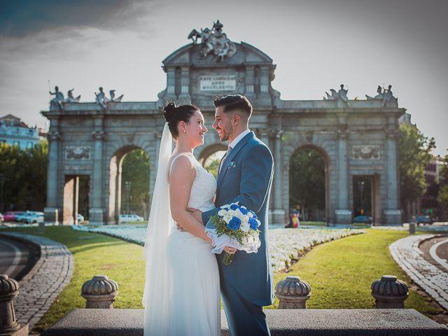 La boda de Diego y Noelia en Arganda Del Rey, Madrid 57
