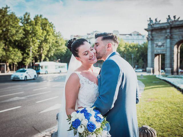 La boda de Diego y Noelia en Arganda Del Rey, Madrid 58