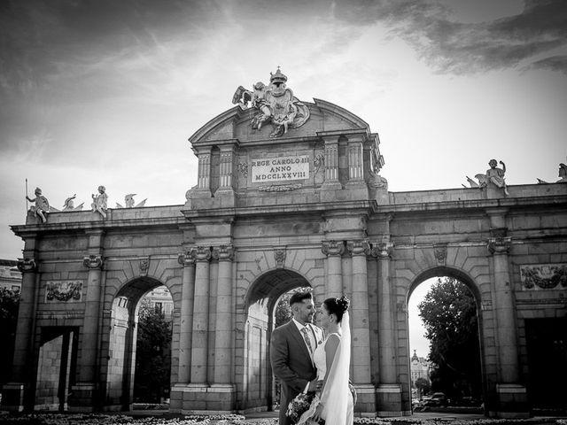 La boda de Diego y Noelia en Arganda Del Rey, Madrid 59