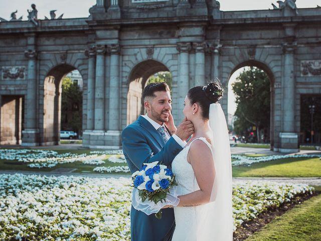 La boda de Diego y Noelia en Arganda Del Rey, Madrid 60