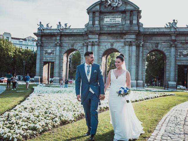 La boda de Diego y Noelia en Arganda Del Rey, Madrid 61
