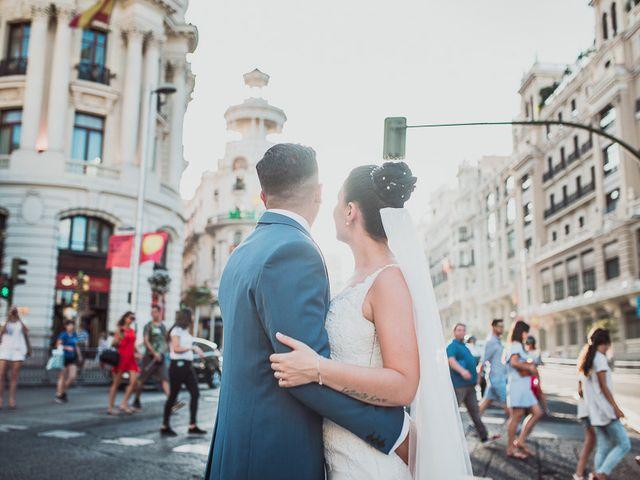 La boda de Diego y Noelia en Arganda Del Rey, Madrid 68
