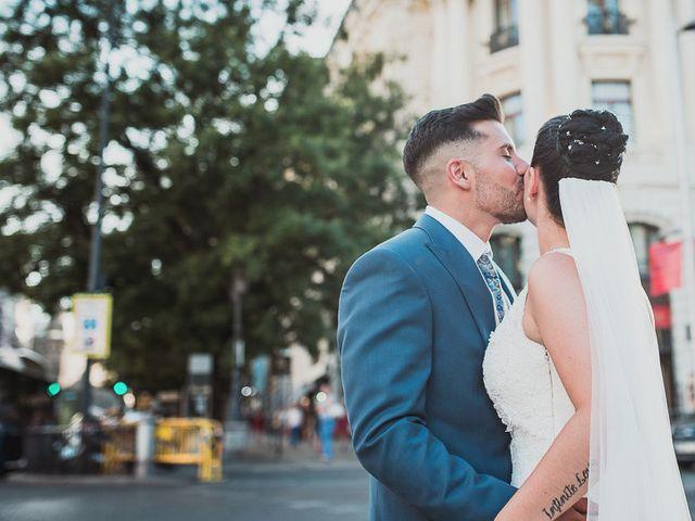La boda de Diego y Noelia en Arganda Del Rey, Madrid 69