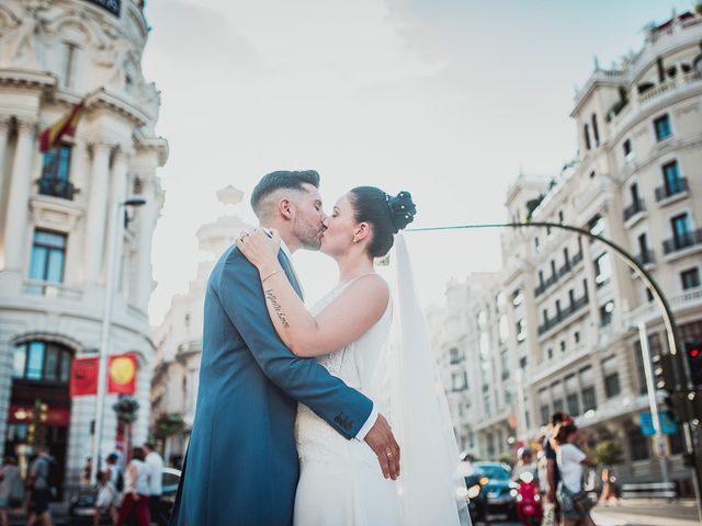 La boda de Diego y Noelia en Arganda Del Rey, Madrid 70