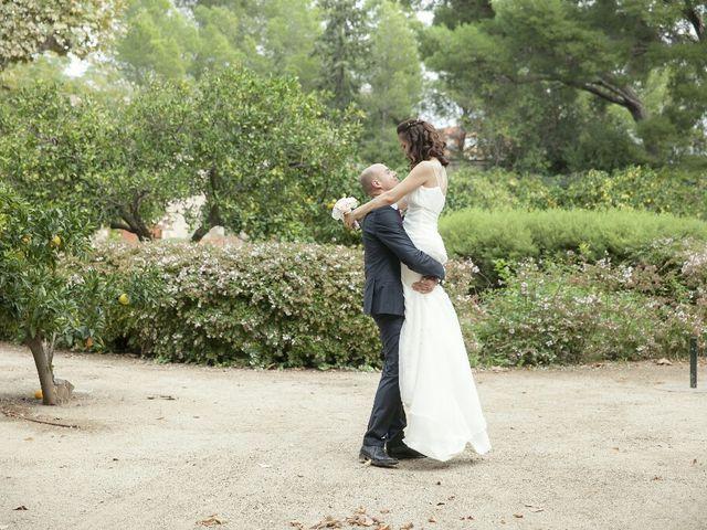 La boda de Adolfo y Jessica en Montbrio Del Camp, Tarragona 2