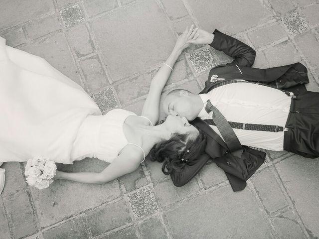 La boda de Adolfo y Jessica en Montbrio Del Camp, Tarragona 1