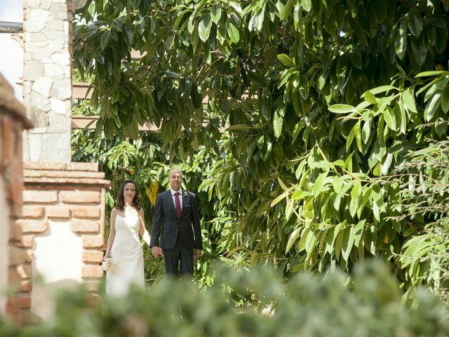 La boda de Adolfo y Jessica en Montbrio Del Camp, Tarragona 3
