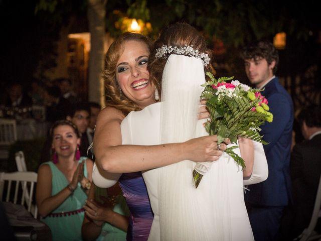 La boda de Carlos y Beatriz en Fuentes De Andalucia, Sevilla 15