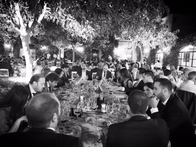La boda de Carlos y Beatriz en Fuentes De Andalucia, Sevilla 17