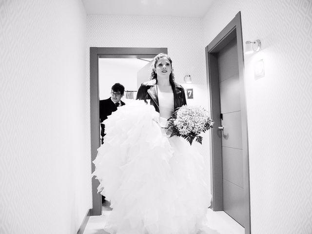 La boda de Julio y Natalia en Codorniz, Segovia 8