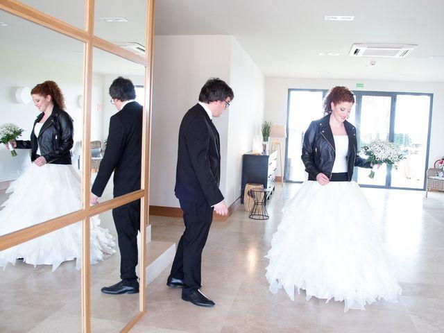 La boda de Julio y Natalia en Codorniz, Segovia 9