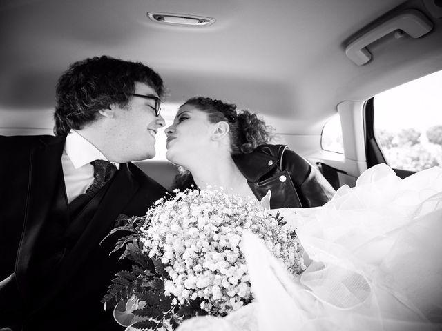La boda de Julio y Natalia en Codorniz, Segovia 10