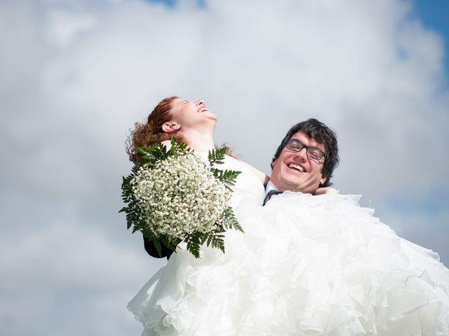 La boda de Julio y Natalia en Codorniz, Segovia 12