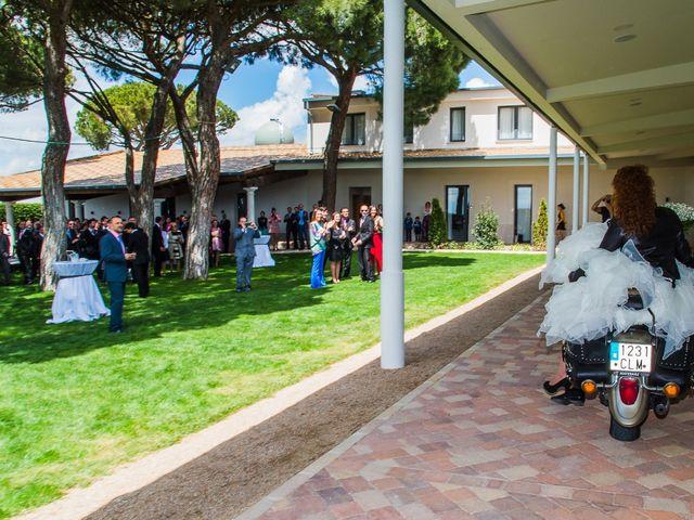 La boda de Julio y Natalia en Codorniz, Segovia 20
