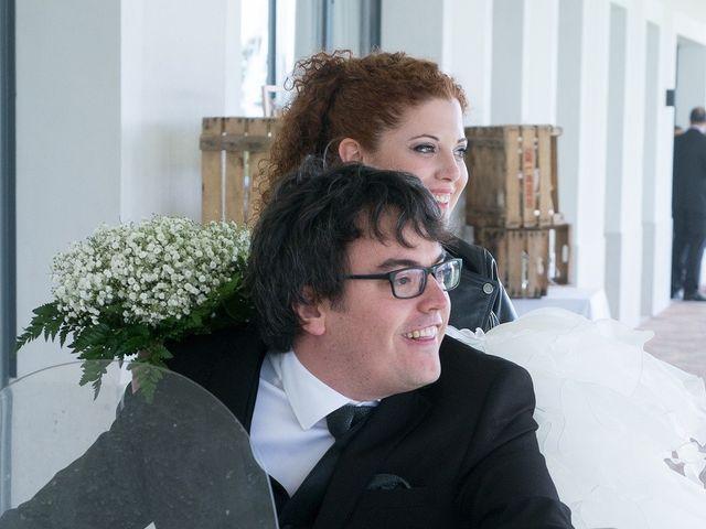 La boda de Julio y Natalia en Codorniz, Segovia 21