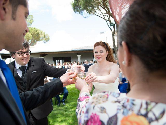 La boda de Julio y Natalia en Codorniz, Segovia 23