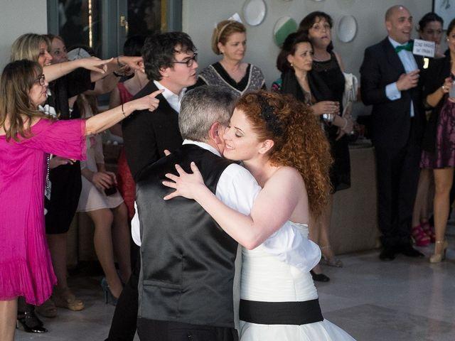 La boda de Julio y Natalia en Codorniz, Segovia 31