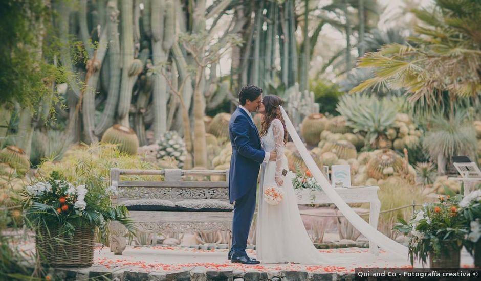 La boda de Antonio y Carolina en Elx/elche, Alicante