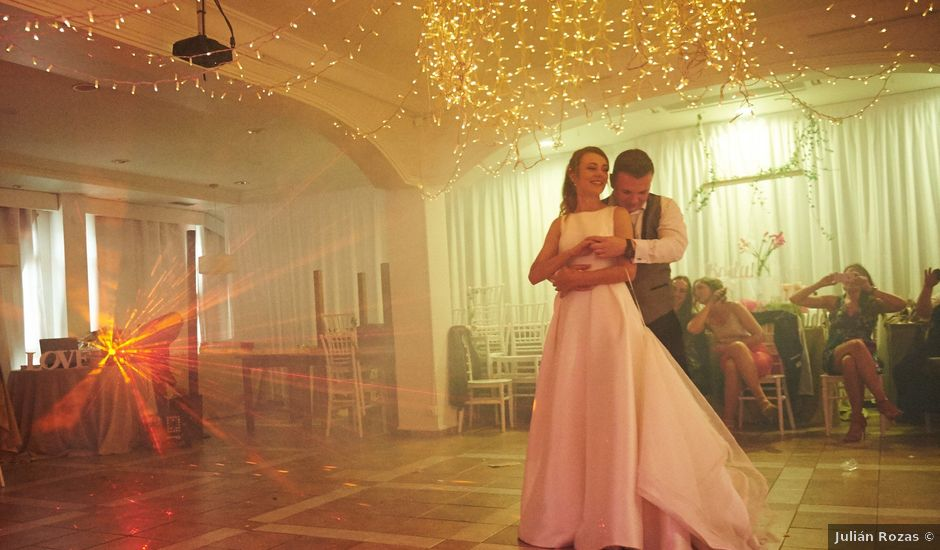 La boda de Jose y Sonia en Suances, Cantabria