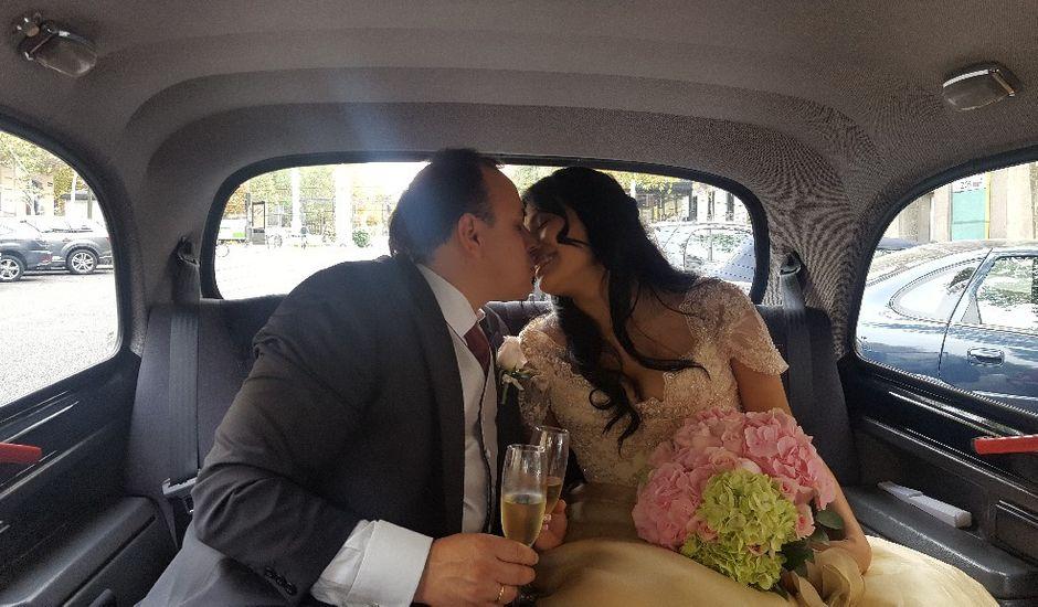 La boda de Pilar y Juan Carlos en Madrid, Madrid