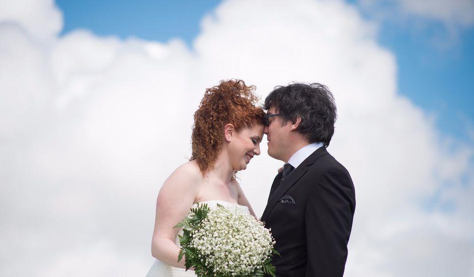 La boda de Julio y Natalia en Codorniz, Segovia