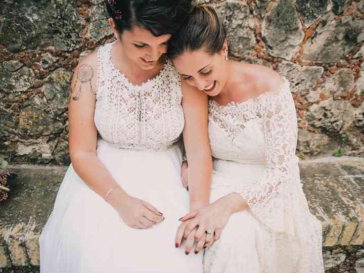 La boda de Blanca y Laura