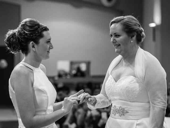 La boda de Janire y Noelia