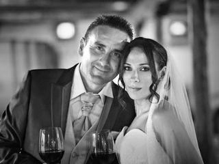 La boda de Gara y Massimiliano