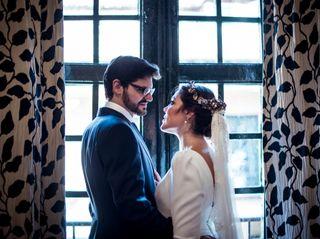 La boda de Estefanía y Juan Carlos