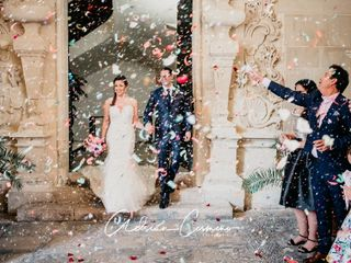 La boda de Debora y Tomas
