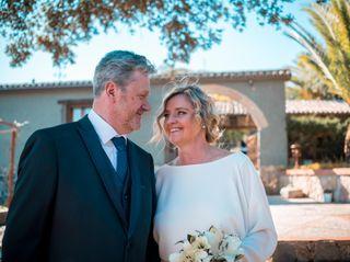 La boda de Maripaz y Fernando