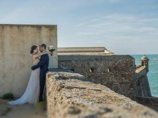 La boda de Tsenia y Javier