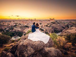 La boda de Soraya y Luismi