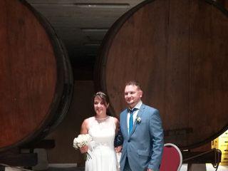 La boda de Javier  y Patry  2