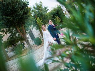 La boda de Celia y José