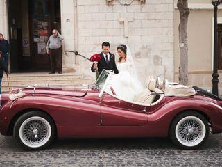 La boda de Verónica y Pablo