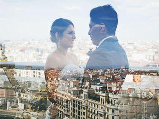 La boda de Daniela y Christian