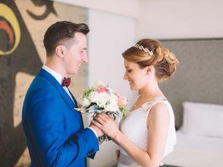 La boda de Julia y Vladimir 1