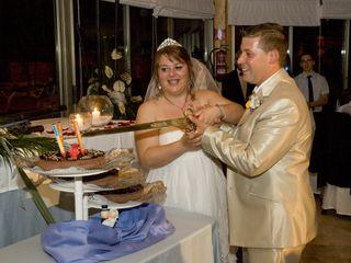 La boda de David y Susana