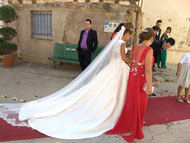 La boda de Diego y Esmeralda en Quintanilla Del Agua, Burgos 2