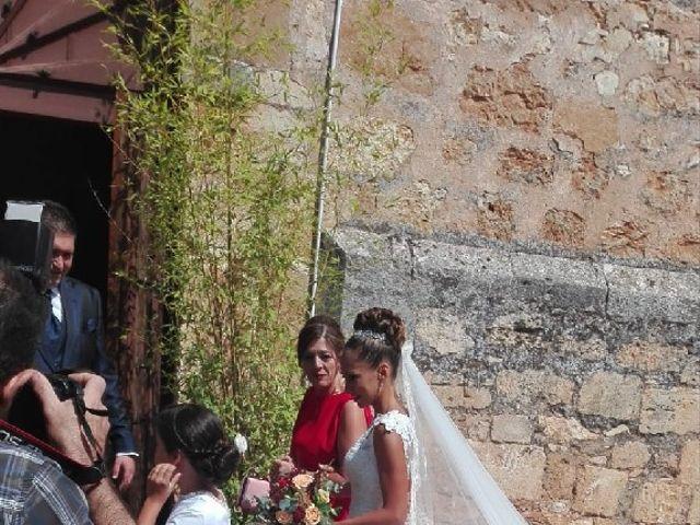La boda de Diego y Esmeralda en Quintanilla Del Agua, Burgos 4