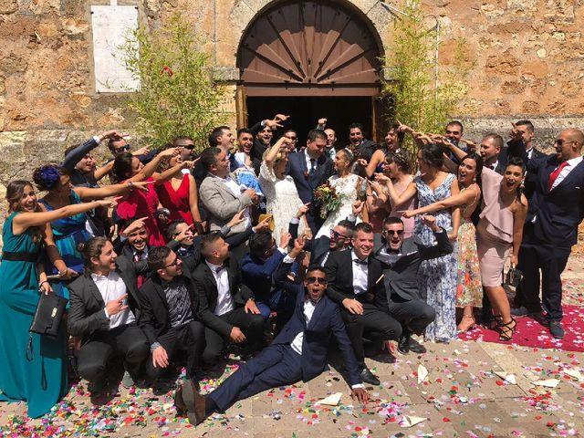 La boda de Diego y Esmeralda en Quintanilla Del Agua, Burgos 6