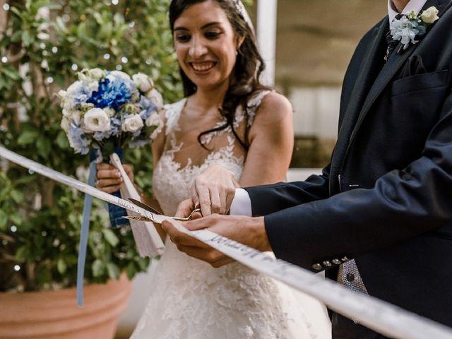 La boda de Alberto y Manoli en Alacant/alicante, Alicante 20